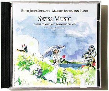 CD Cover: «Swiss Music»